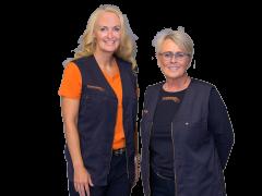 Jannie Lund Gade og Anne Kjærgaard-Privathjælpen Holstebro og Struer